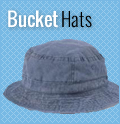 Bucket Hats : Custom, Blank and Wholesale Caps