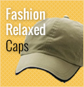 Fashion Relaxed Caps