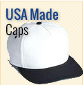 USA Made Caps