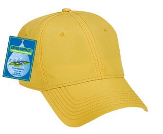 Otto Caps: Wholesale Water Repellent Superior Nylon Low Profile Pro Style Cap