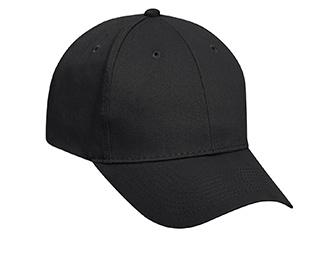 Otto Caps: Wholesale Brushed Cotton Low Profile Cap | Wholesale Caps & Hats