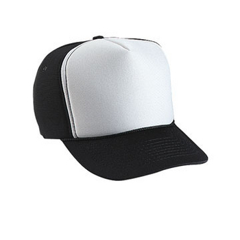 "NEW KELLY GREEN POLYESTER ALL FOAM WINTER HAT 3 3//4/"" CROWN COBRA CAP WFC"