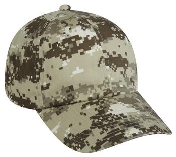Outdoor Caps: Outdoor Unstructured Digital Camo | Wholesale Caps & Hats