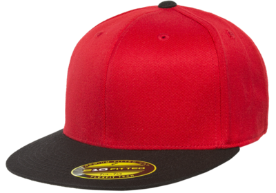 b89a6811 Yupoong Brand Flat Bill | Wholesale Flat Billed Caps