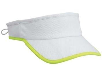 Wholesale Cobra Caps: Moisture Wicking Fabric Sports Visor   CapWholesalers.com