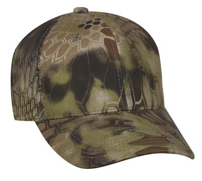 Outdoor Caps: Wholesale Mossy Oak Camo Mesh Cap | Wholesale Camo Caps