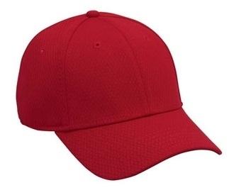 Cobra Caps: A-Flex Moisture Wicking Jacquard | Wholesale Flexfit Caps & HatsCap