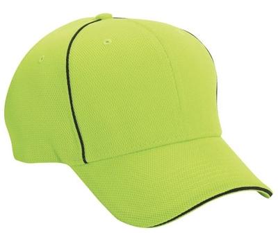Cobra Caps: Cobra 6-Panel Structured 100% Polyester Cap | Wholesale Caps & Hats