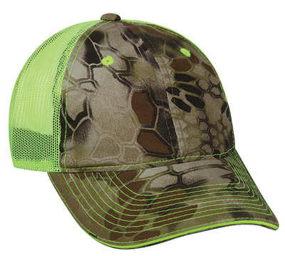 Outdoor Caps: Wholesale Washed Brushed Trucker Hat | Wholesale Camo Hats