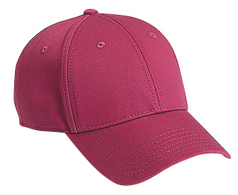 Otto Caps: Wholesale Otto Superior Cotton Twill Pro Style Hats | CapWholesalers