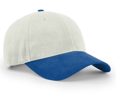 Richardson Caps: Brushed Chino Baseball Cap | Wholesale Blank Caps & Hats