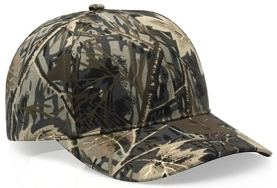 Richardson Caps: R-Series Sport Casual Camo Cap | Wholesale Blank Caps & Hats