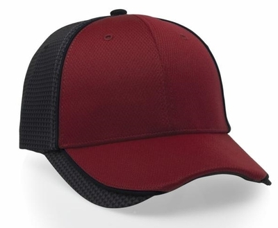 Richardson Caps: Carbon Fiber Baseball Cap   Wholesale Caps & Hats