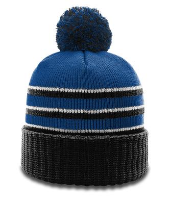 b558ed5d20bbdc Richardson Pom Pom Knit w/Cuff 12 Inch | Knit Beanies : Custom ...