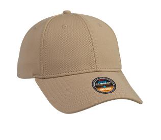 Otto Caps: Cool Comfort Polyester Cool Mesh Cap Custom | Wholesale Caps & Hats