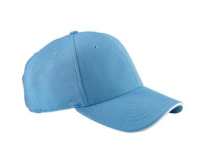 Wholesale Mega Caps: 6 Panel Athletic Mesh Cap   Wholesale Caps & Hats
