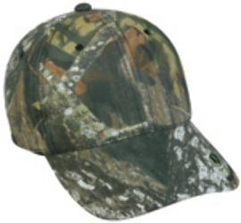 Outdoor Caps: Wholesale Outdoor Camo with Visor Logo | CapWholesalers