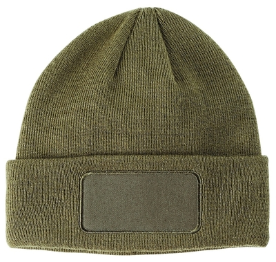 Big Accessories Caps: Wholesale Beanie With Customizable Patch