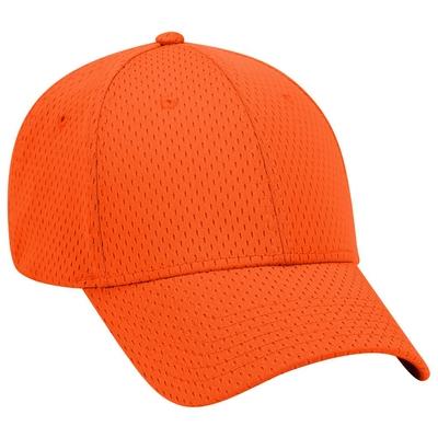 Otto Caps: Wholesale Polyester Pro Mesh Low Profile Cap - CapWholesalers.com