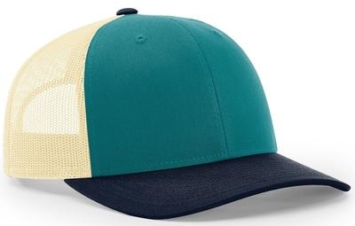 0f30abee Richardson Low Profile Trucker Cap | Wholesale Blank Caps from Cap ...