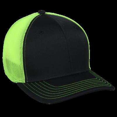 Outdoor Caps: Wholesale Pro Flex Trucker Cap | CapWholesalers.com