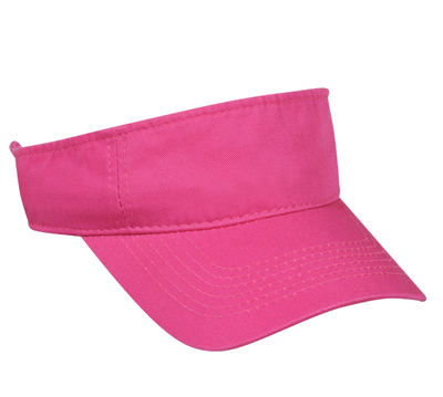 Outdoor Caps: Wholesale Sport Visor Caps | Garment Washed Sun Visor