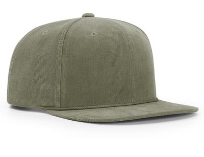 f524bb3f Richardson Corduroy Snapback | 6 Panel Baseball Caps : Custom, Blank ...