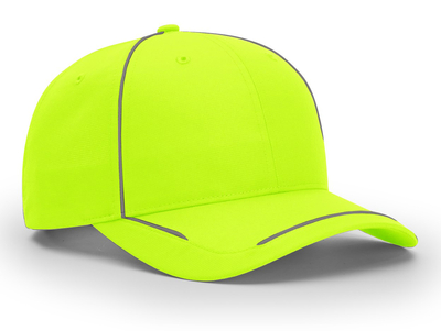 Richardson 402 R-Active Lite W/ Contrast Piping Cap | Wholesale Blank Caps & Hats | CapWholesalers