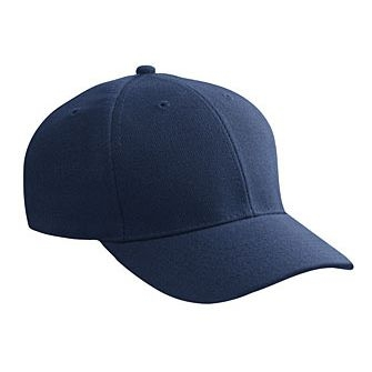 Otto Wool Blend Twill Six Panel Low Profile Baseball Cap | Wholesale Caps & Hats From Cap Wholesalers