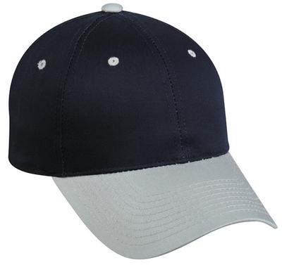 Outdoor 6 Panel Adjustable Structured Cotton Twill Cap | 6 PANEL BASEBALL