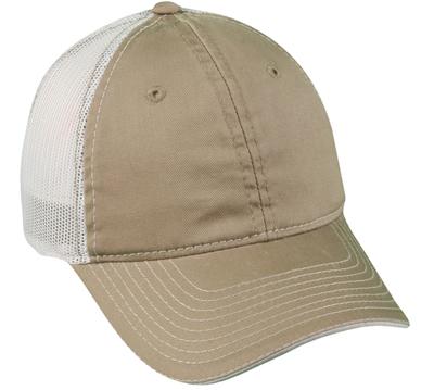 Outdoor Trucker Mesh Back 6 Panel Snap Back Cap | Wholesale Blank Caps & Hats | CapWholesalers