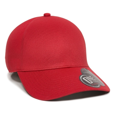 Outdoor Flight Low Crown Structured Cooling & Antimicrobial Cap | SPORT PERFORMANCE