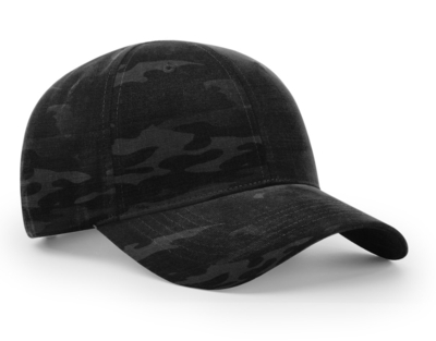 Richardson 863 6-Panel Structured Multicam Cap | Wholesale Blank Caps & Hats | CapWholesalers