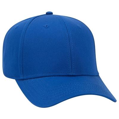 Otto 6 Panel Pro Style Superior Cotton Twill Cap | 6 PANEL BASEBALL