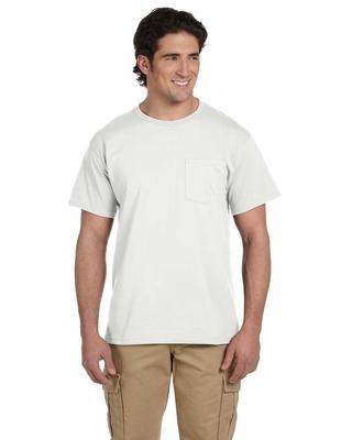Jerzees Adult 5.6 oz. DRI-POWER ACTIVE Pocket T-Shirt   Jerzee