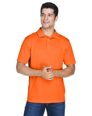 f2280449 Harriton Mens 4 oz. Polytech Polo | Mens Fleece/Outerwear