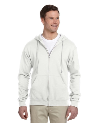 Jerzees Adult 8 oz. NuBlend® Fleece Full-Zip Hood | Jerzee