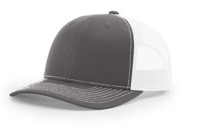 Richardson 112+ R-Flex Adjustable Trucker Hat at Cap Wholesalers
