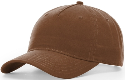 Richardson 5 Panel Waxed Cotton Relaxed   RELAXED DAD HATS