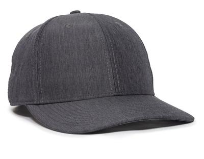 Outdoor Caps: Premium Fit Snap Back Cap in 26 Colors -Wholesale Blank Hats