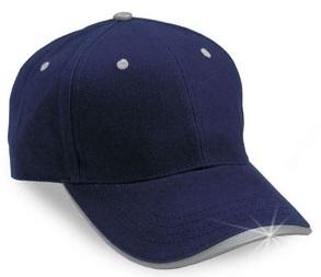 Cobra Caps: Our Brushed Cotton Reflective Wave Hat | Wholesale Blank Caps & Hats