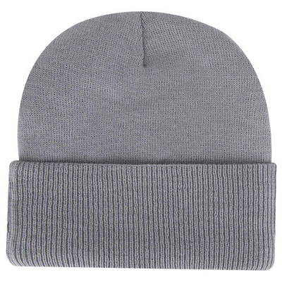 Otto Classic Knit Beanie | Wholesale Blank Caps & Hats | CapWholesalers