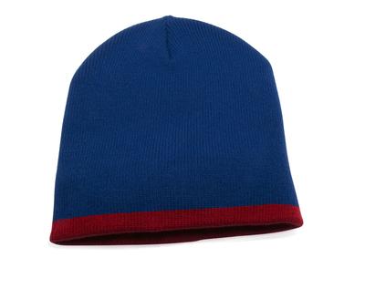 Richardson Two Tone Knit Beanie | Wholesale Blank Caps & Hats | CapWholesalers