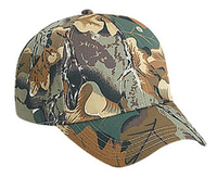 Otto-Youth Camouflage Cotton Twill Low Profile Pro Style