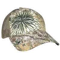 Gameguard Camo Nu-fit Pro Style Mesh Fitted cap