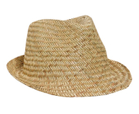 Otto-Natural Straw Fedora Hats