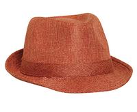 Image Otto Linen Fedora Hats