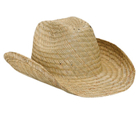 Otto Natural Straw Cowboy Hats