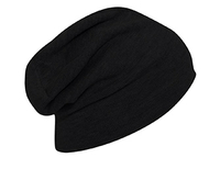 Image Otto-Acrylic Knit Slouch Beanie 11 3/4