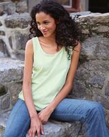Authentic Pigment 6 oz. Pigment-Dyed Cotton Ladies Tank Top